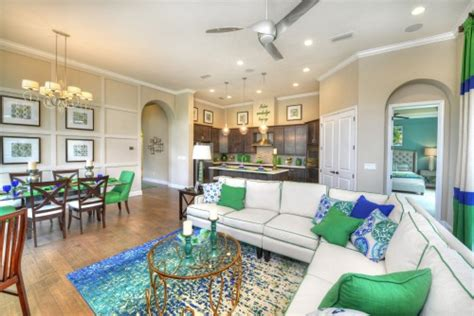 fully decorated homes fully furnished and decorated model homes for sale at