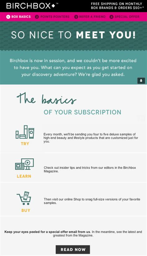 effective email templates 10 exles of highly effective welcome emails