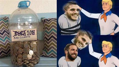 argentina no pudo con 161 pero los memes ganaron