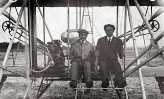 the wright brothers on success in money