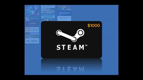 win a 1000 steam gift card the awesomer - Win Steam Gift Card