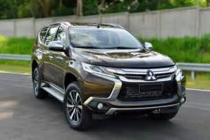 Models Of Mitsubishi Cars 2018 Mitsubishi Pajero Review 2018 2019 Car Models