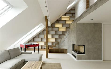 decorar un salon a dos alturas viviendas loft en dos alturas