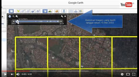 tutorial video google earth video tutorial cara unduh citra satelit google earth