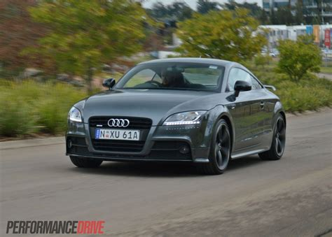 audi tt coupe   competition review video performancedrive
