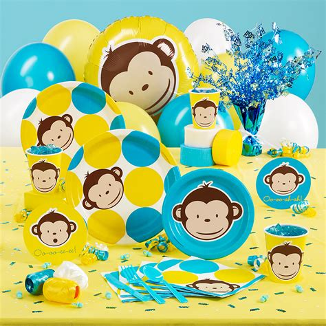City Monkey Baby Shower Theme by City Monkey Theme Baby Shower