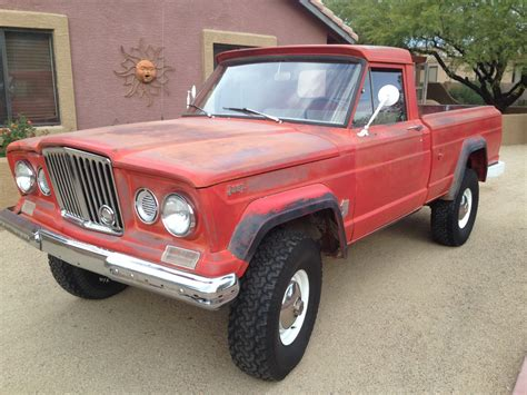 1966 jeep gladiator 1966 jeep gladiator the jeep farm