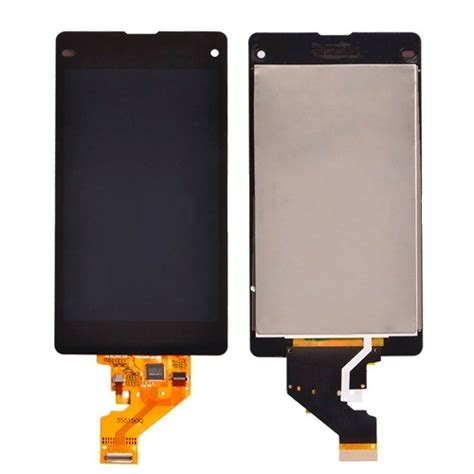 Lcd Z1 Compact lcd display touch screen digitizer assembly replacement for sony xperia z1 compact d5503