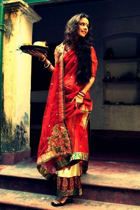bengali saree draping designer sarees for bengali bride 13 indian makeup and beauty blog beauty tips eye makeup