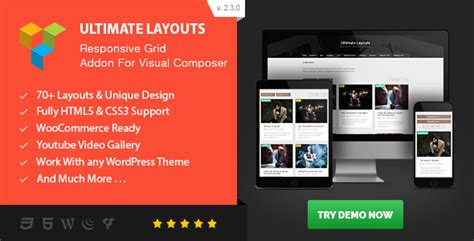 ultimate layout video ultimate layouts responsive grid youtube video gallery