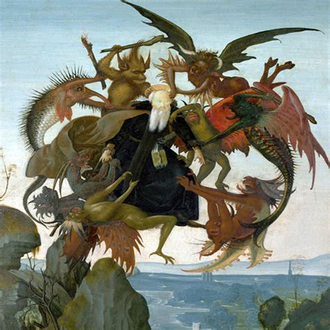 Torment Of St Anthony By Essay by Howtosummonademon A Guide To Summoning Demons