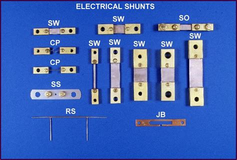 shunt resistor rs holloway shunts