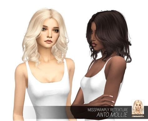 cc hair for sism4 31 best images about sims 4 cc hair on pinterest sporty