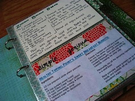 Handmade Cookbook - cookbooks search gifts