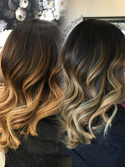 hairstyles62yearoldwomanwithroundface ombre balayage balayage ombre by ceci s studio hair