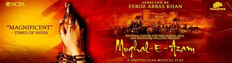 bookmyshow ncpa mughal e azam tickets online booking bookmyshow