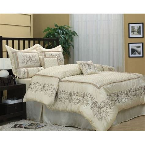 madison park vivian 7 pc comforter set found it at wayfair vivian 7 piece comforter set