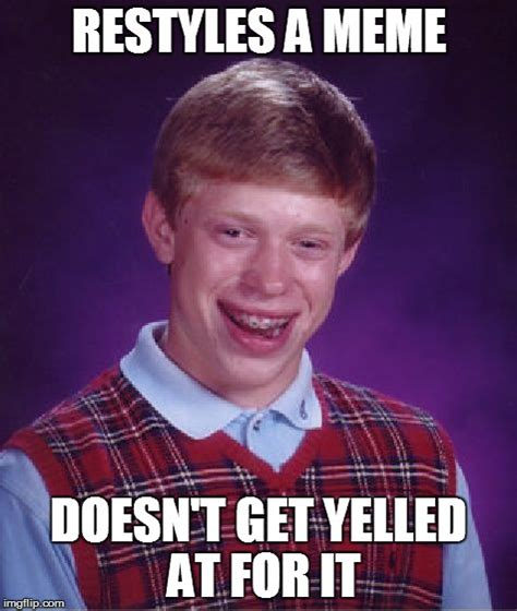 Good Luck Brian Meme - good luck brian imgflip
