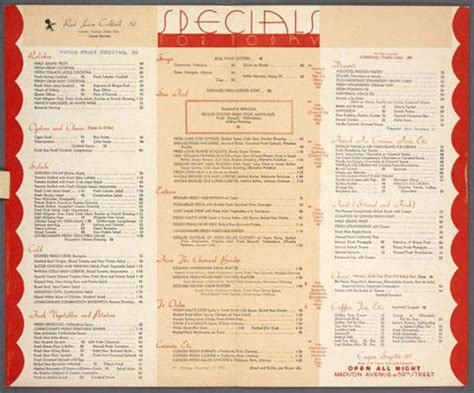 layout of a restaurant menu ideas to make a restaurant menu design and restaurant