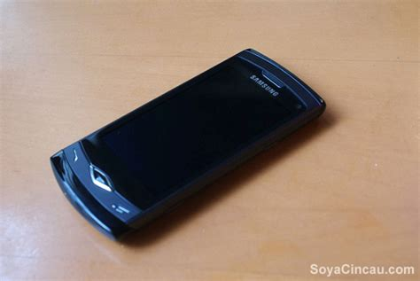 Hp Samsung Gt S8500 samsung wave s8500 review soyacincau