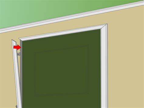 Install Interior Doors How To Install An Interior Door 6 Steps With Pictures