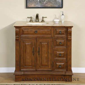 off center sink bathroom vanity 38 quot empress bathroom off center vanity left sink 0904