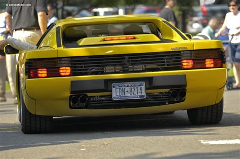 2009 testarossa for sale auction results and sales data for 1989 testarossa