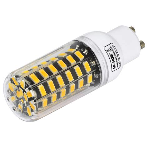 Mengsled Mengs 174 Gu10 9w Led Corn Light 64x 5733 Smd Led G10 Led Light Bulbs