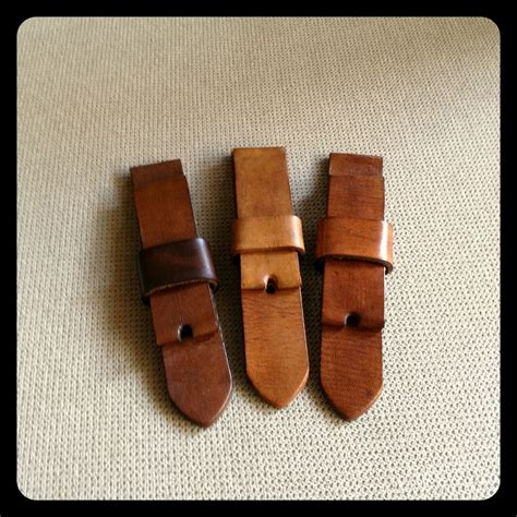 Handmade Leather Goods - the makers of handmade leather goods obsessed with