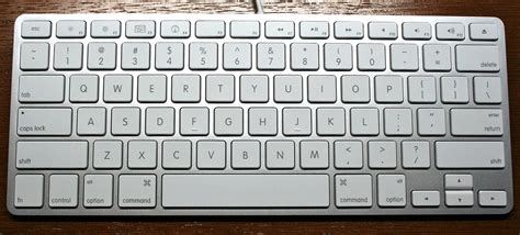 Apple Keyboard unicode keyboard symbols