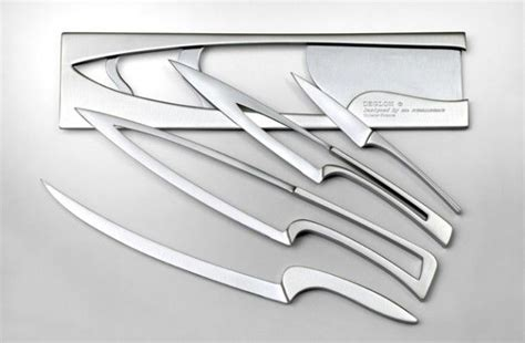 ergonomic kitchen knives the ergonomic design for the meeting knives was inspired