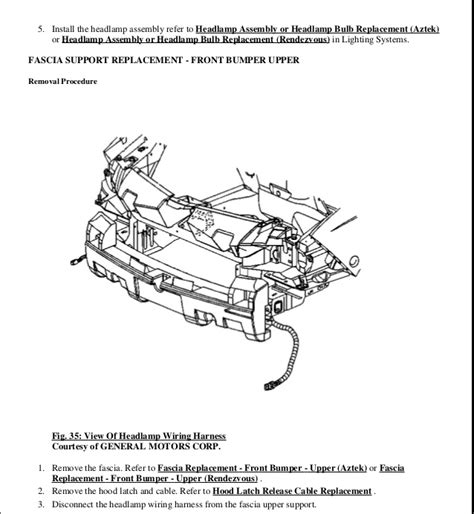 2002 pontiac aztek wiring harness wiring diagram