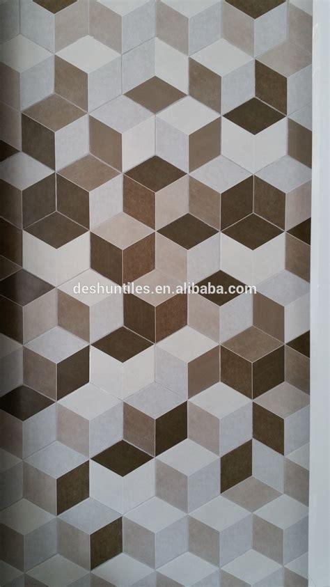 1 Hexagon Ceramic Floor Tile - three dimensional hexagon marble tile for floor buy