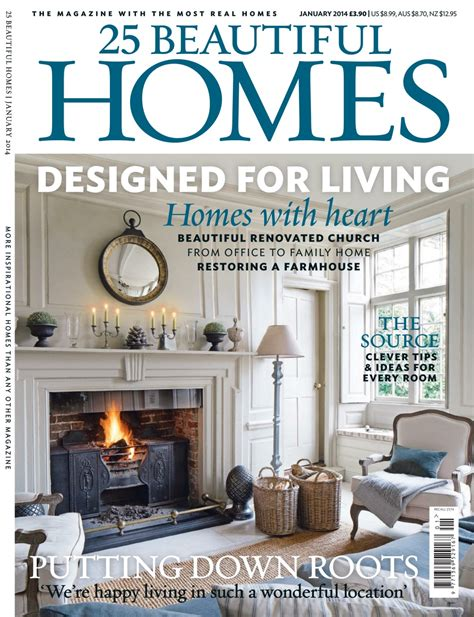 homes magazine 25 beautiful homes magazine january 2014 subscriptions pocketmags
