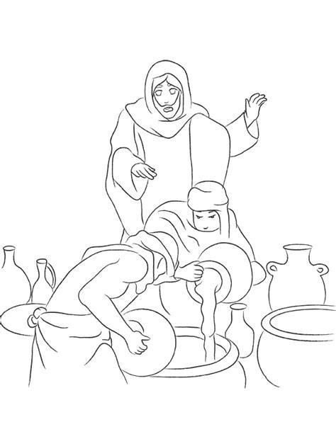 imagenes cristianas para colorear dibujos para colorear de imagenes cristianas para colorear las bodas de cana para