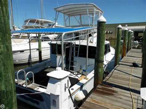 used boats for sale placida florida 1983 used key west yachts 39 sports fishing boat for sale