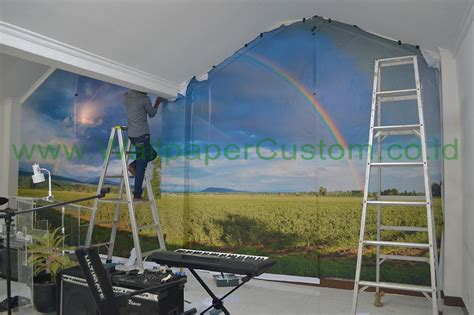 wallpaper dinding custom gallery