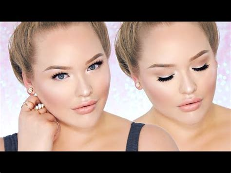 download video tutorial makeup natural 3gp perrie edwards inspired fresh nude glam glowy skin