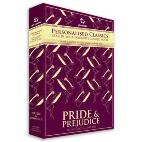 Classics Pride And Prejudice Freesul personalised classics pride and prejudice unique gifts zavvi australia