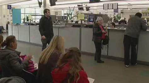 employee bathroom dmv cracking down long employee bathroom breaks at call center abc7news com
