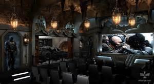 Costco Bookcase The Real Life Batcave Dark Knight Superfan Spends 163 1