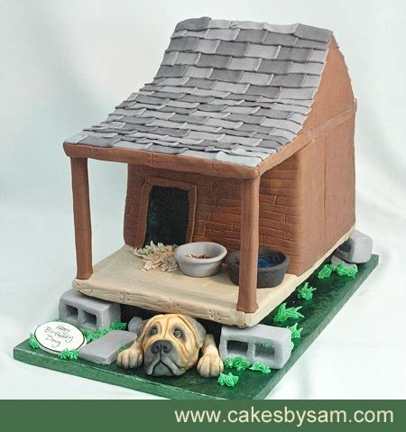 dog house cake 17 best images about 3d dog cakes on pinterest for dogs pit bull and house cake