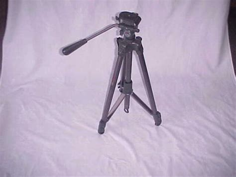 Tripod Excell Vt 801 solidex excel series vt 85hq fluid great