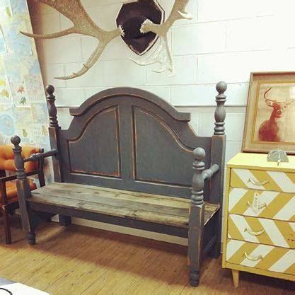 benches made out of headboards custom bench made out of headboard and footboards the deck is made out of barnwood