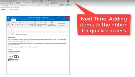 How To Create An Email Template In Outlook How To Create An Email Template In Outlook 2013