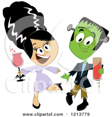 halloween martini clipart royalty free rf halloween party clipart illustrations