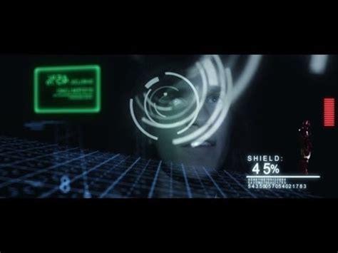 effects iron man heads display youtube
