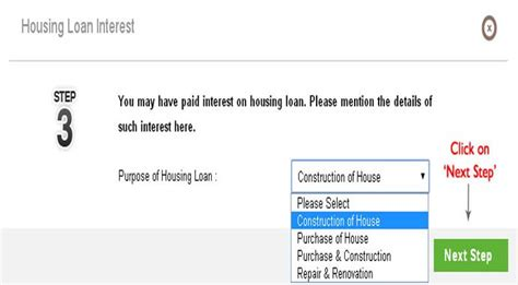 request for single family housing loan guarantee housing loans housing loan details