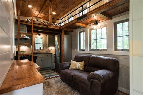 best tiny home tiny house town the retreat from timbercraft tiny homes