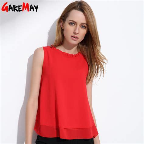 aliexpress tops aliexpress com buy garemay women summer tops sleeveless